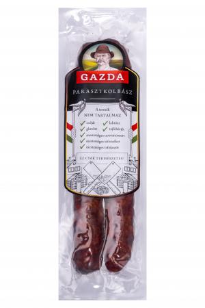 GAZDA csomagolt parasztkolbász (0.27 Kg)